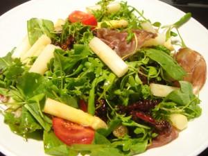 Salat_Kresse_Spargel_Bressaola